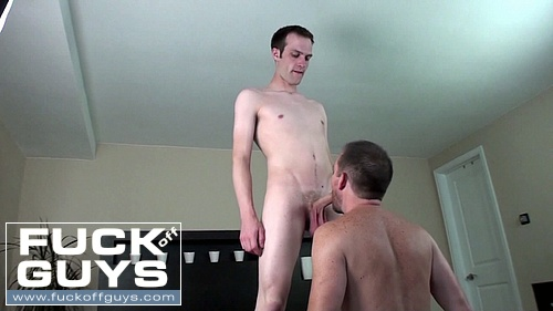 Seth & Kyle Fuck Without a Condom