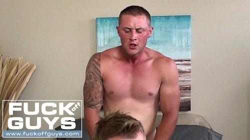 Chad Hanson Ass Fucks Aaron French