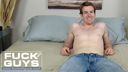 Straight Stud Alexander King is Excited  to Fuck a Dude in the Ass