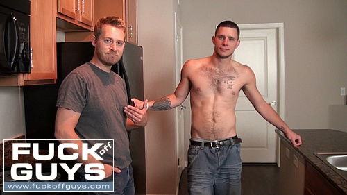 Aaron French Walker Michaels talk to Seth Chase about Gay Group Sex