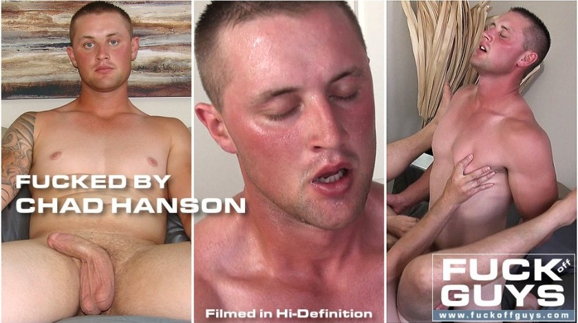 Fucked by Chad Hanson